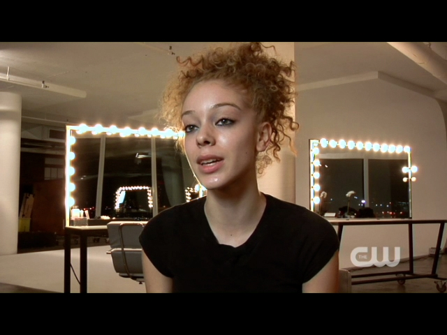 America's Next Top Model Cycle 14 Interview - Gabrielle
