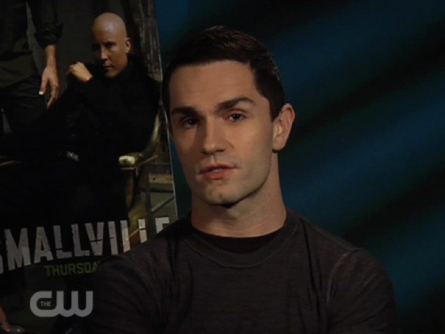 Smallville CW Connect - Sam Witwer