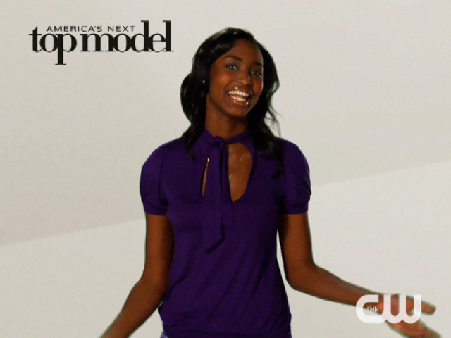 America's Next Top Model Cycle 12 Interview - Nijah