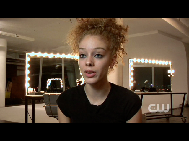 America's Next Top Model Cycle 14 Interview - Krista