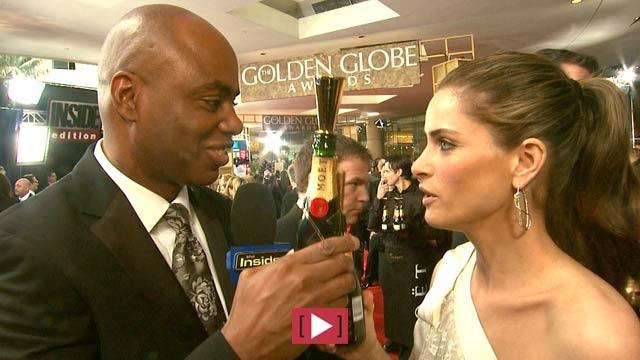 Golden Globes Red Carpet Interviews