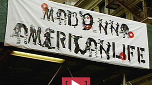 Madonna Pop Culture Rewind 04/25/2011