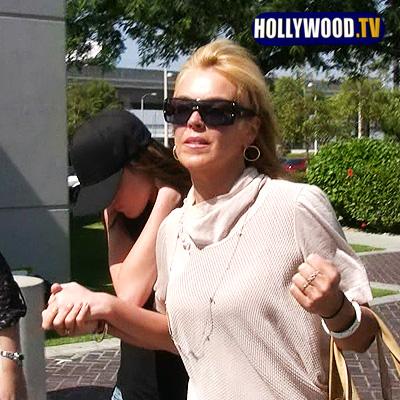 HTV: Dina Lohan