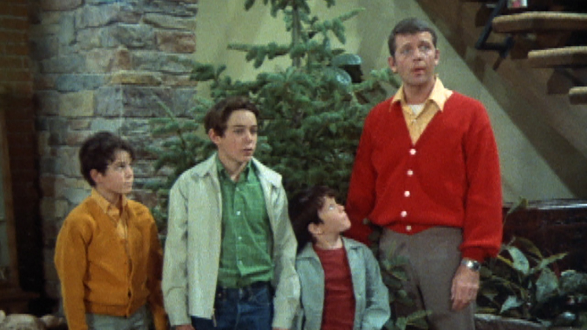 A Very Brady Christmas Cindy.Watch The Brady Bunch Season 1 Episode 12 The Voice Of Christmas Full Show On Cbs All Access