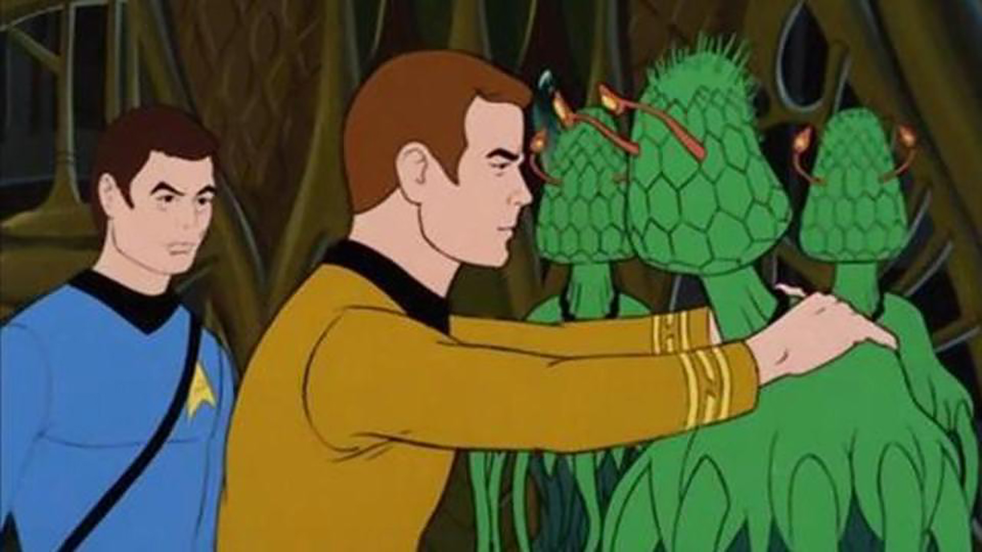 Watch Star Trek: The Animated Series Season 1 Episode 7: The Infinite  Vulcan - Full show on CBS All Access