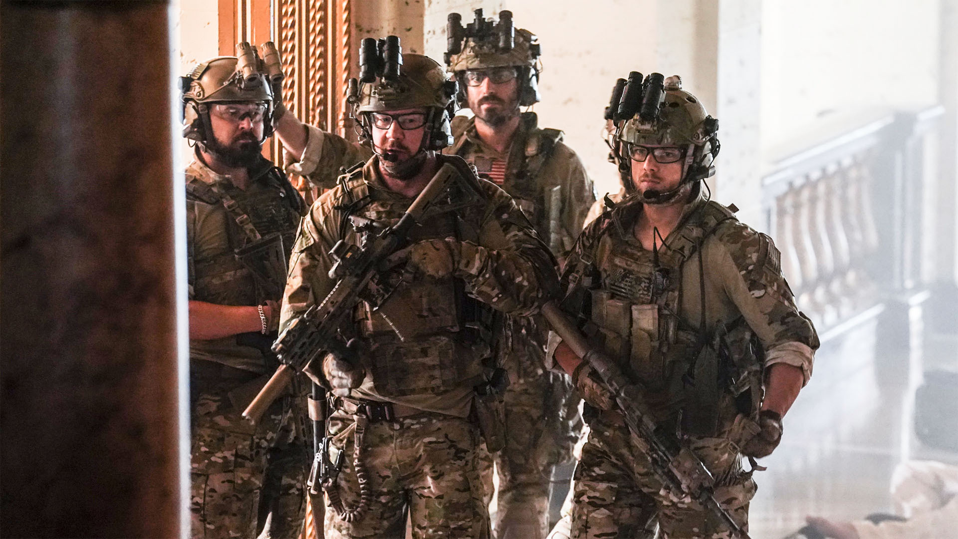 Watch SEAL Team Season 2 Episode 3: The Worst of Conditions - Full show on  CBS All Access