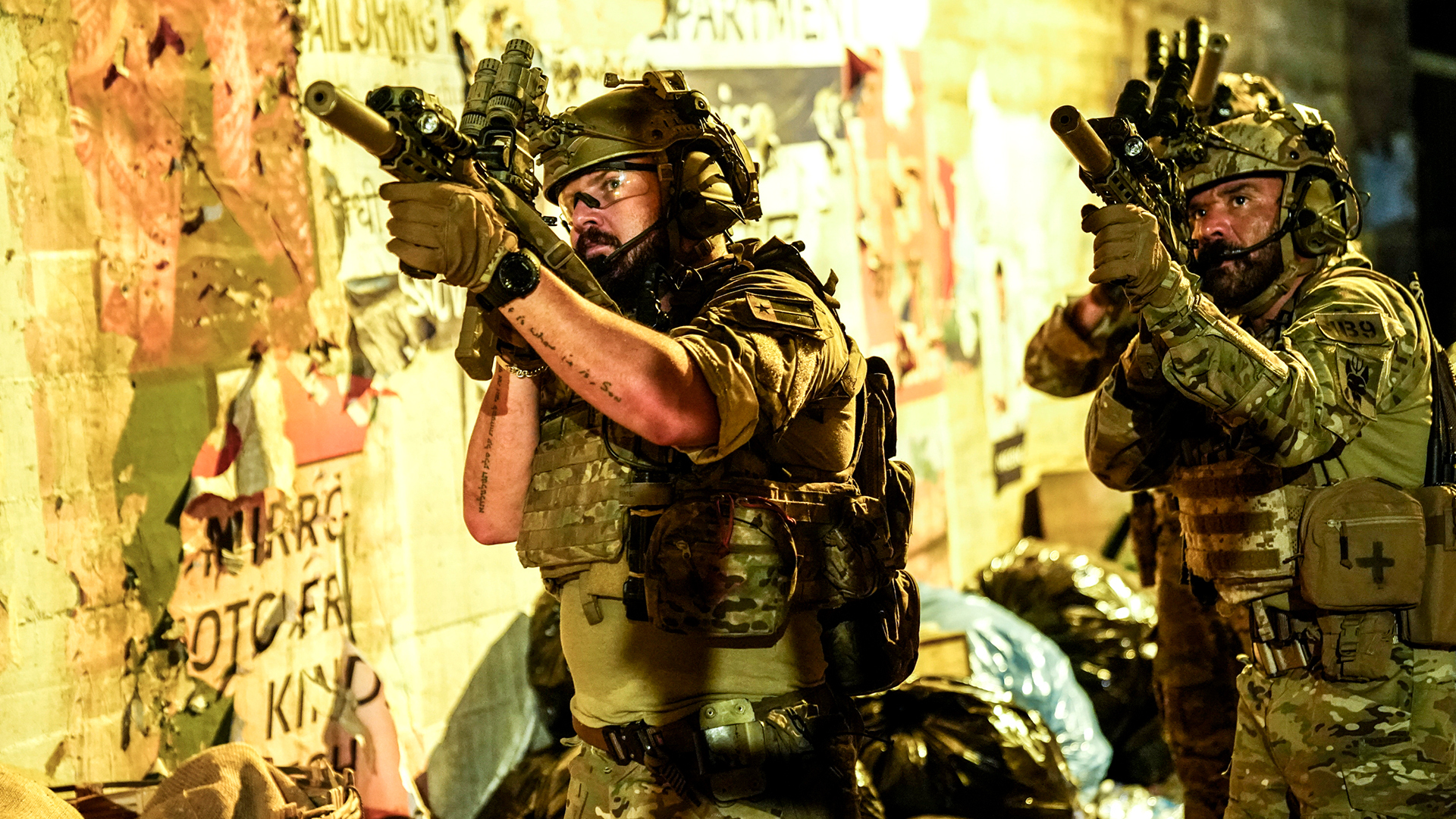 Watch SEAL Team Season 2 Episode 4: All That Matters - Full show on CBS All  Access