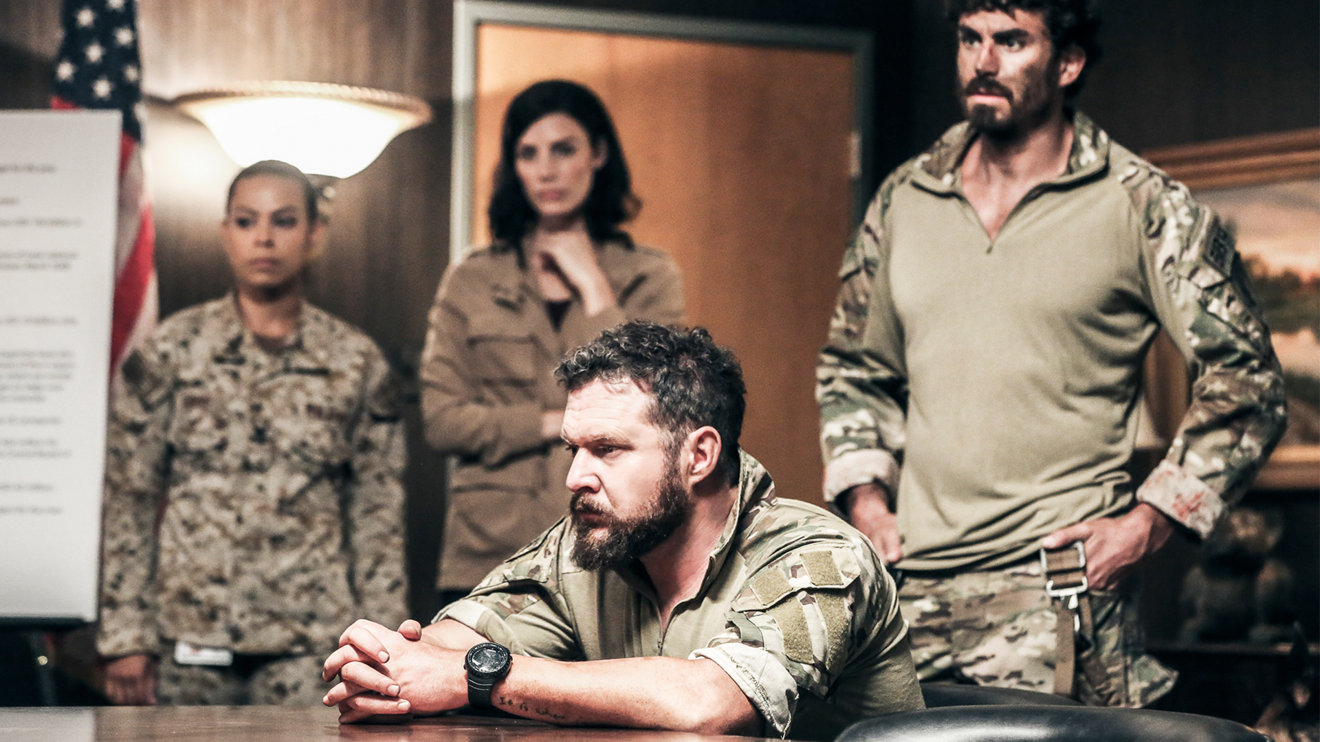 Watch SEAL Team Season 2 Episode 5: Say Again Your Last - Full show on CBS  All Access