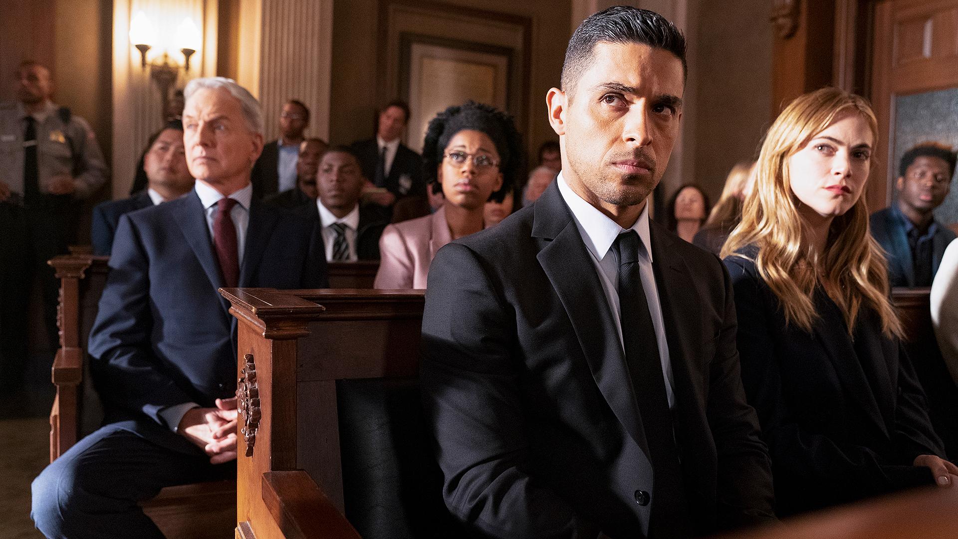 Watch NCIS Season 16 Episode 21: Judge, Jury      - Full show on CBS All  Access