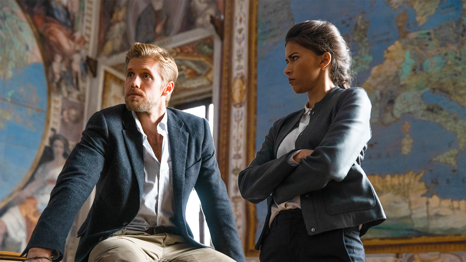 Watch Blood & Treasure Season 1 Episode 1: The Curse of Cleopatra - Parts I  and II - Full show on CBS All Access