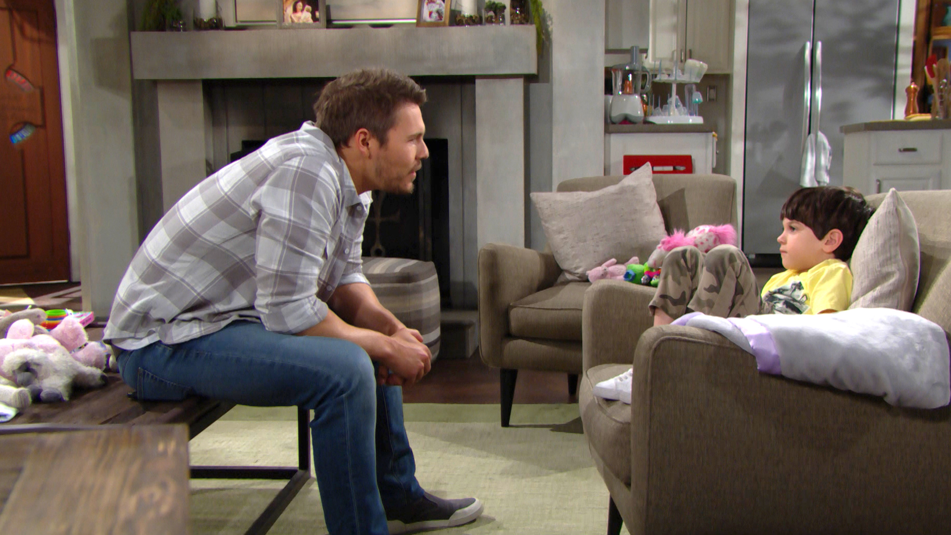Watch The Bold and the Beautiful Season 32 Episode 217: 7/29/2019 - Full  show on CBS All Access