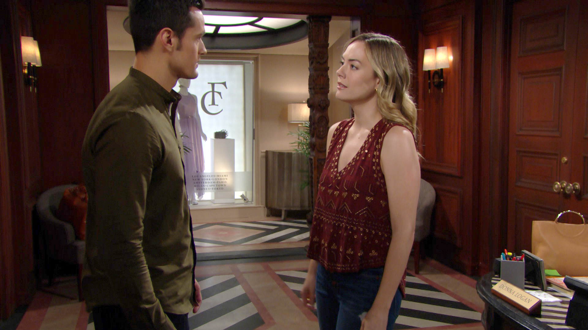 Watch The Bold and the Beautiful Season 32 Episode 221: 8/2/2019 - Full  show on CBS All Access