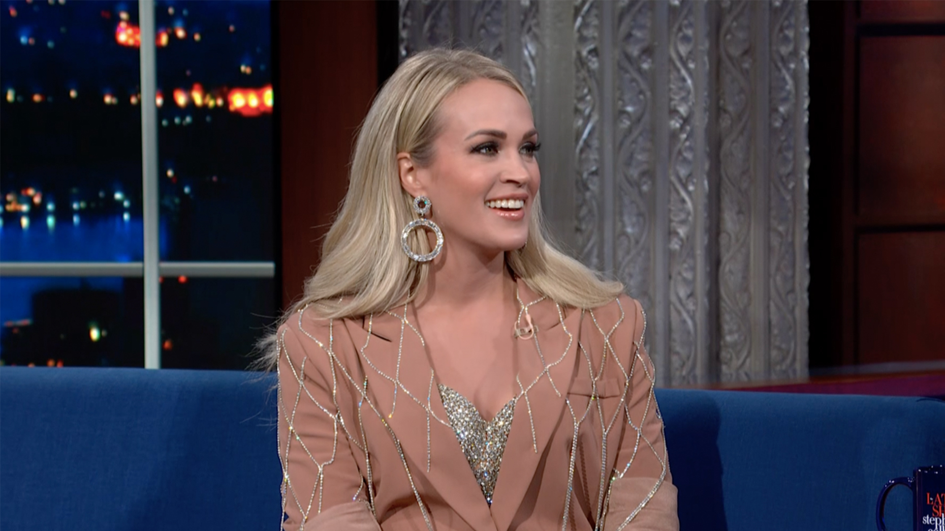 Carrie Underwood Had Never Been On A Plane Before Her Idol