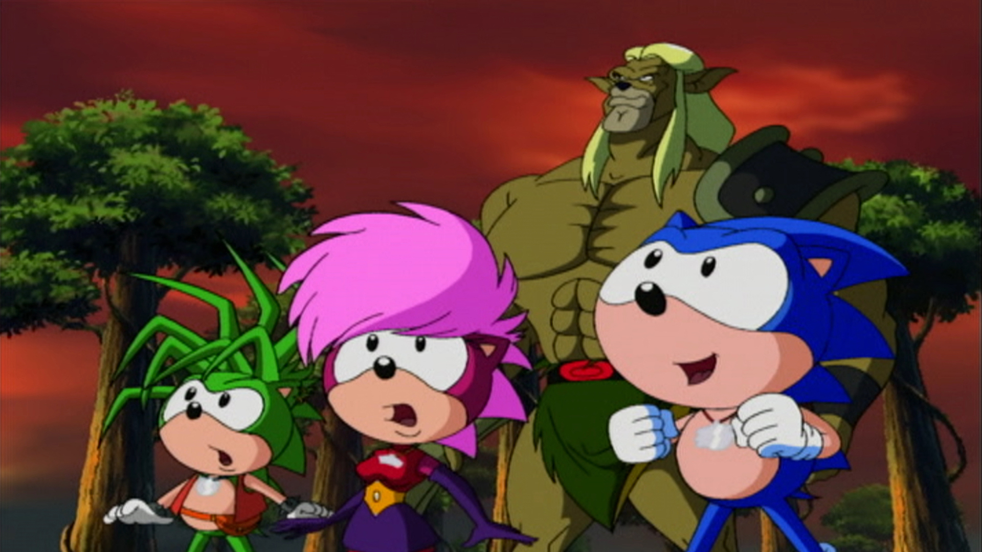 Watch Sonic Underground Season 1 Episode 3 Getting To Know You Full Show On Cbs All Access