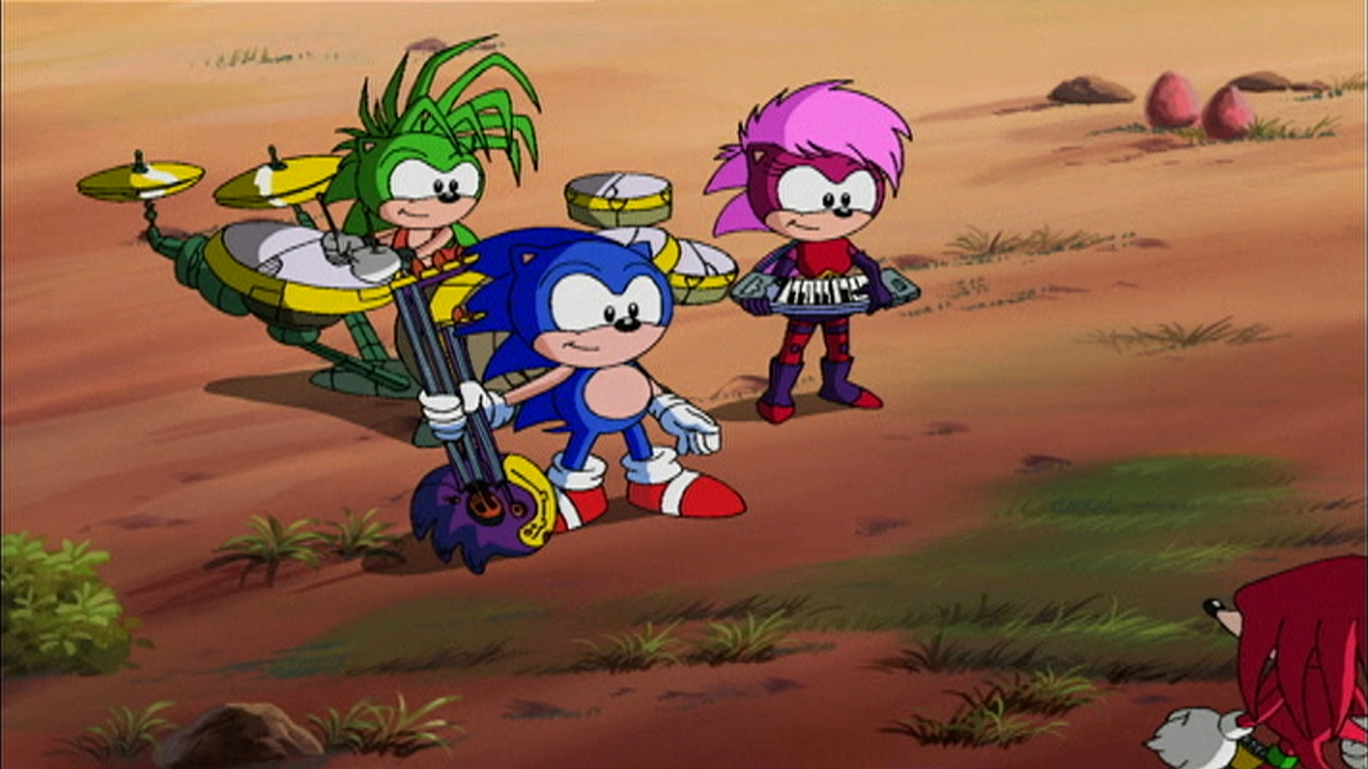 Watch Sonic Underground Season 1 Episode 1 Flying Fortress Full Show On Cbs All Access