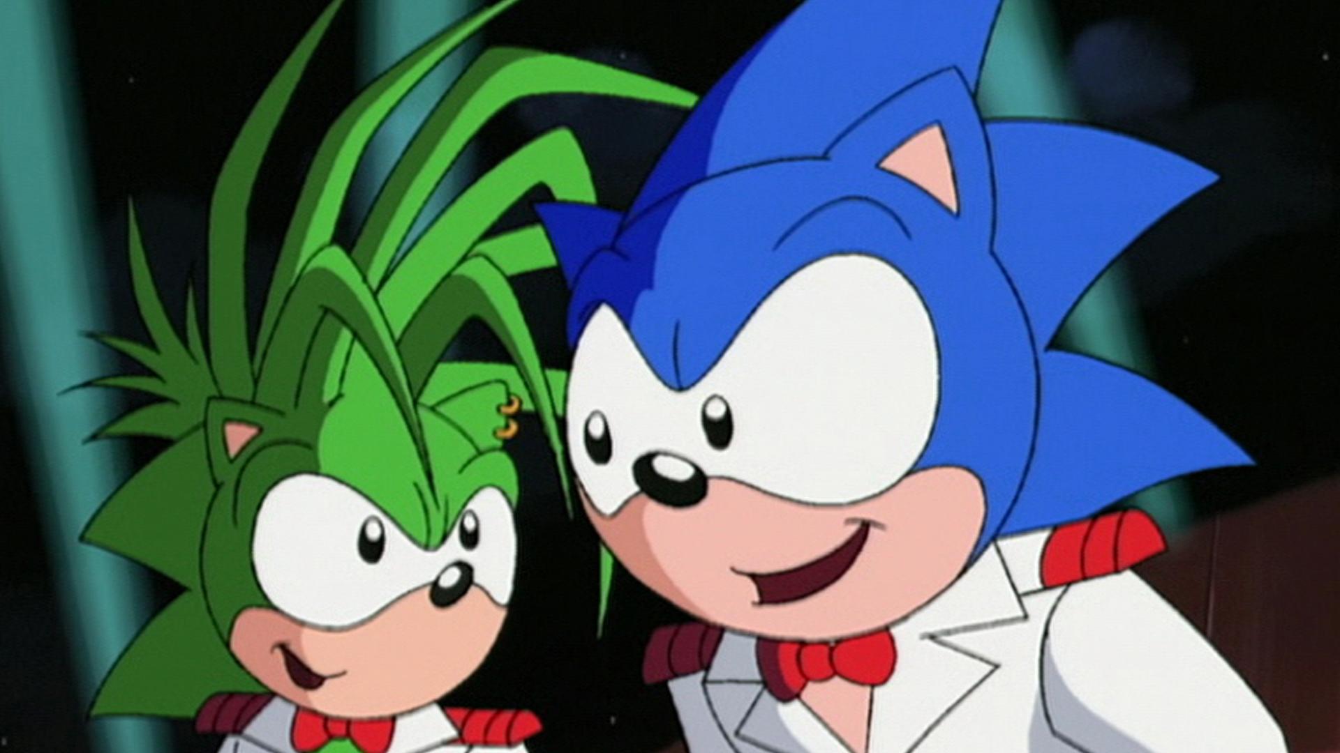 Watch Sonic Underground Season 1 Episode 18 Artifact Full Show On Cbs All Access