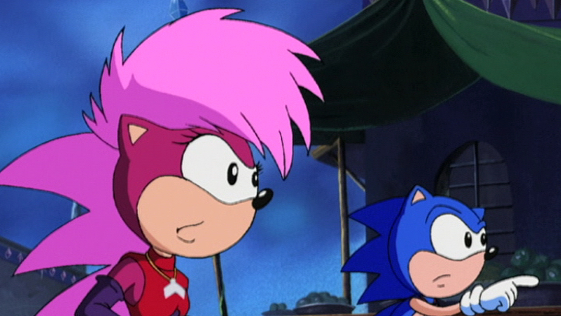 Watch Sonic Underground Season 1 Episode 8 Mobodoon Full Show On Cbs All Access