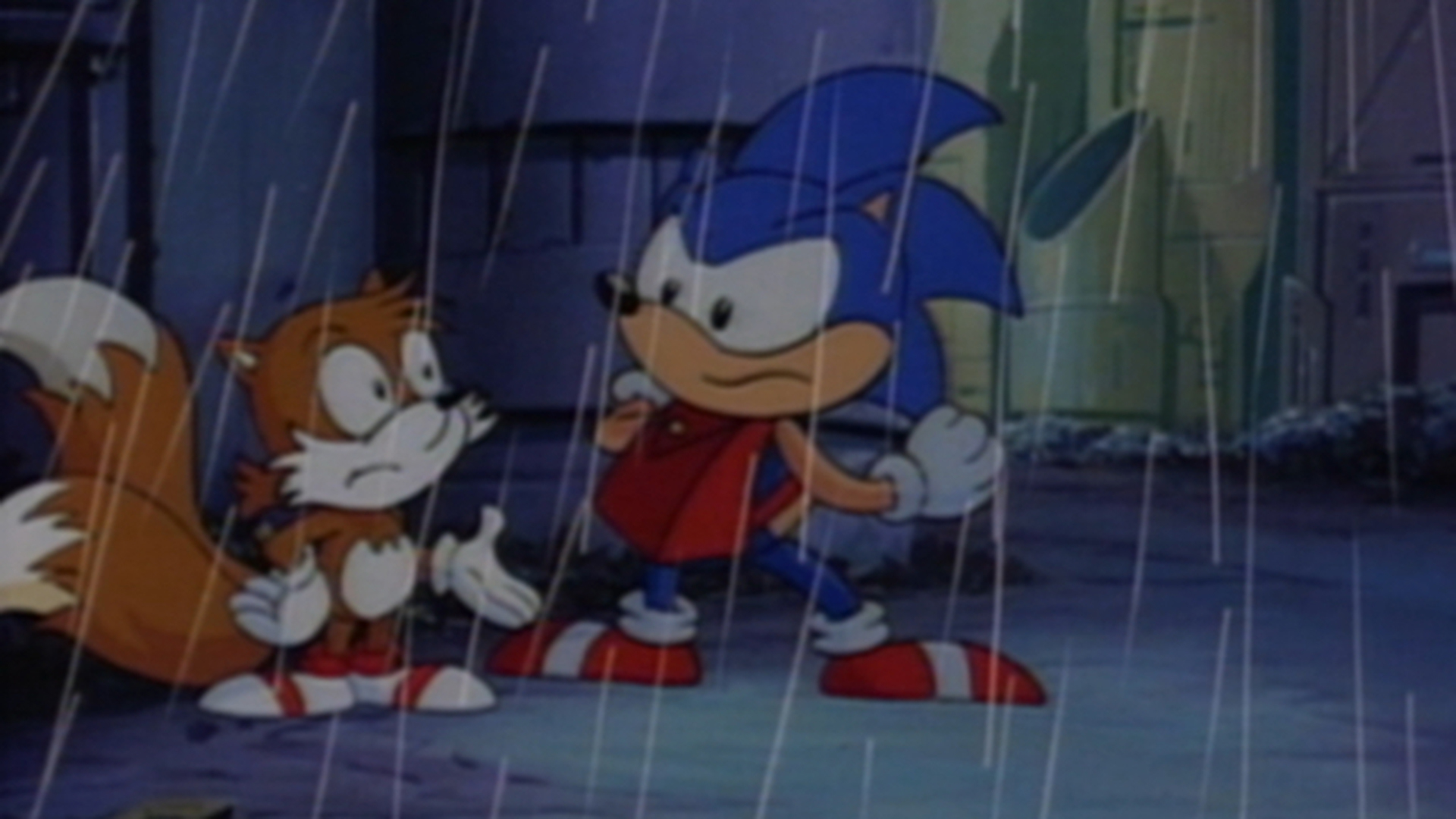 Watch Sonic The Hedgehog Season 1 Episode 1 Heads Or Tails Full Show On Cbs All Access