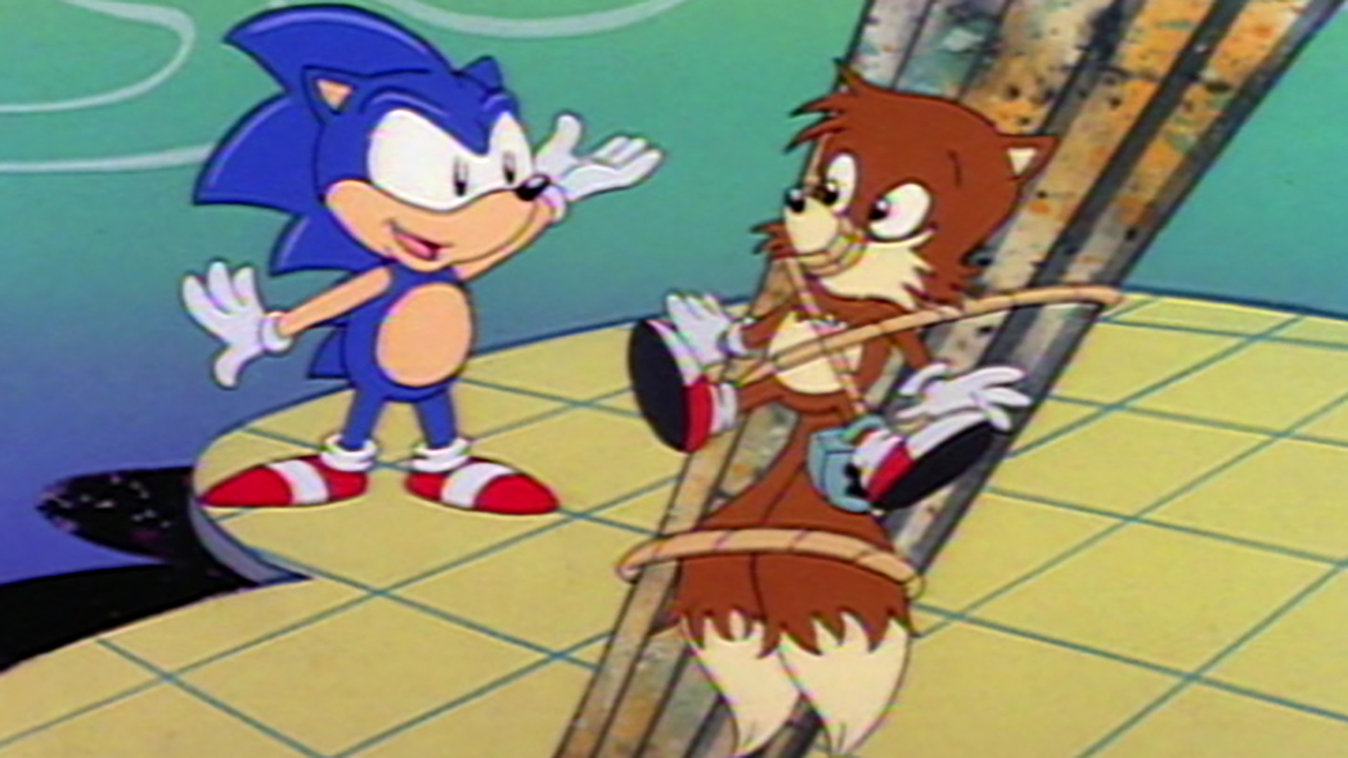 Watch Adventures Of Sonic The Hedgehog Season 1 Episode 20 Trail Of The Missing Tails Full Show On Cbs All Access