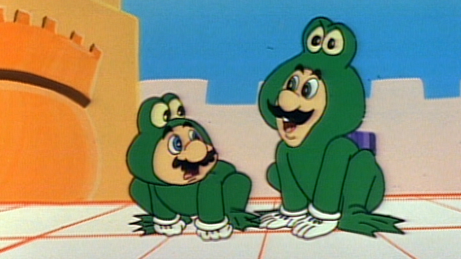 Watch The Adventures Of Super Mario Bros 3 Season 1 Episode 9