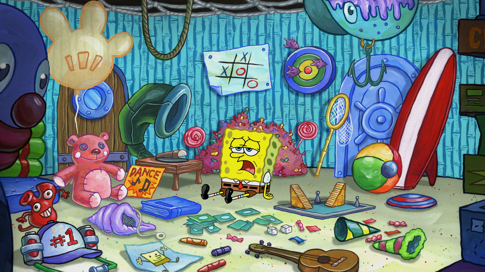 Watch Spongebob Squarepants Season 10 Episode 4 Spongebob S Place Plankton Gets The Boot Full Show On Cbs All Access