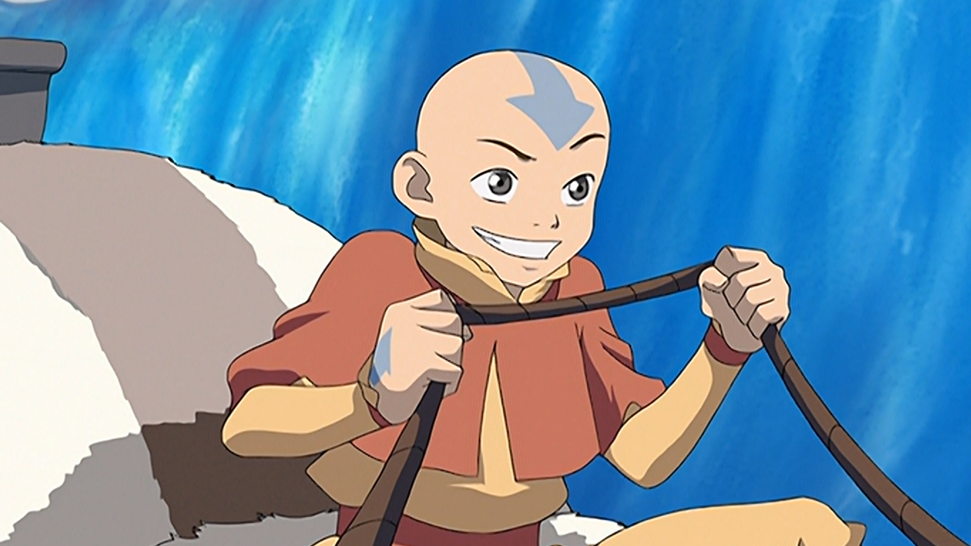 Watch Avatar The Last Airbender Season 1 Episode 1 The Boy In The Iceberg The Avatar Returns Part 1 Full Show On Cbs All Access