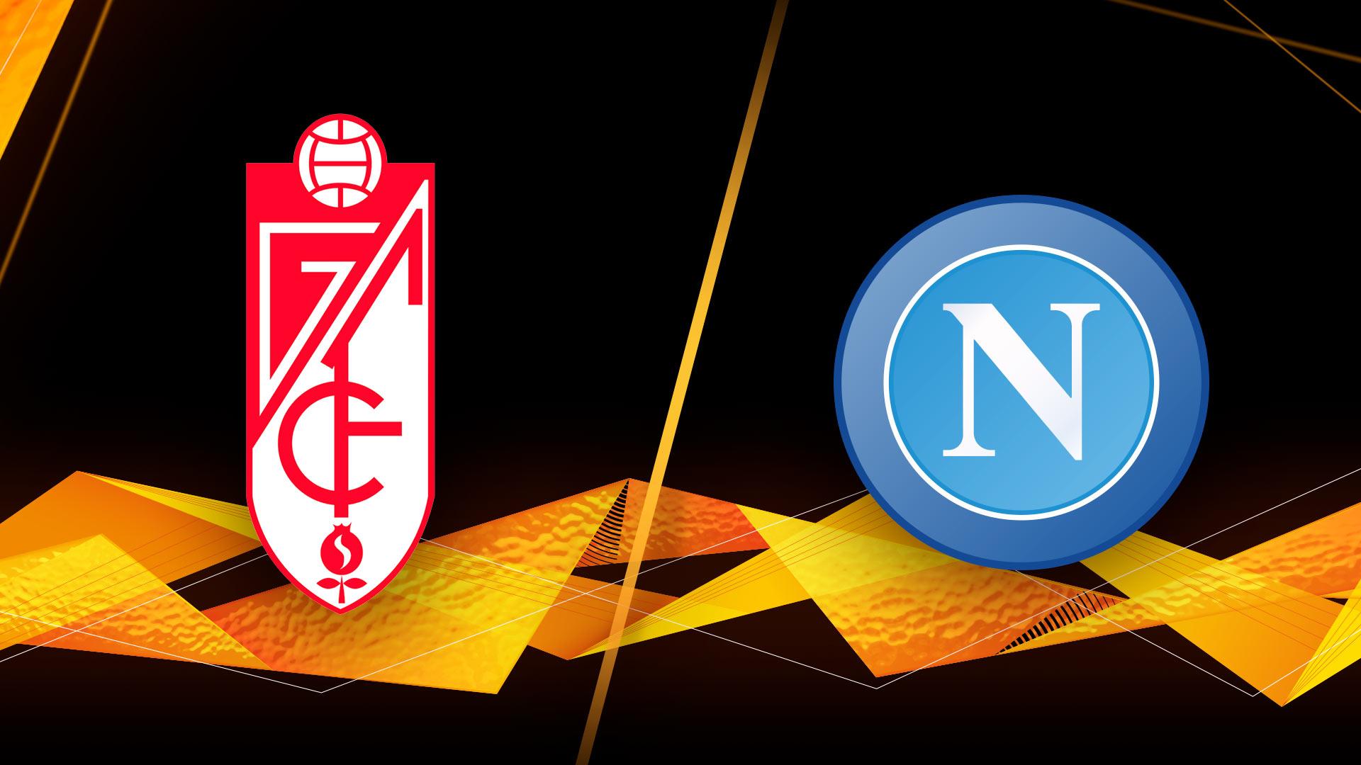 Granada vs Napoli Full Match – Europa League 2020/21