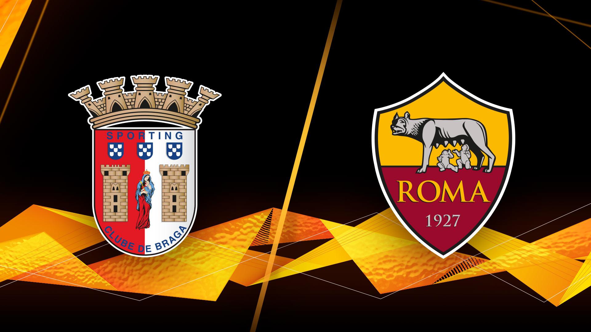 Watch UEFA Europa League Season 2021 Episode 148: Braga vs Roma - Full show  on CBS All Access