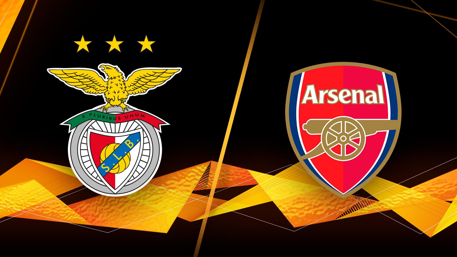 Benfica vs Arsenal Full Match – Europa League 2020/21