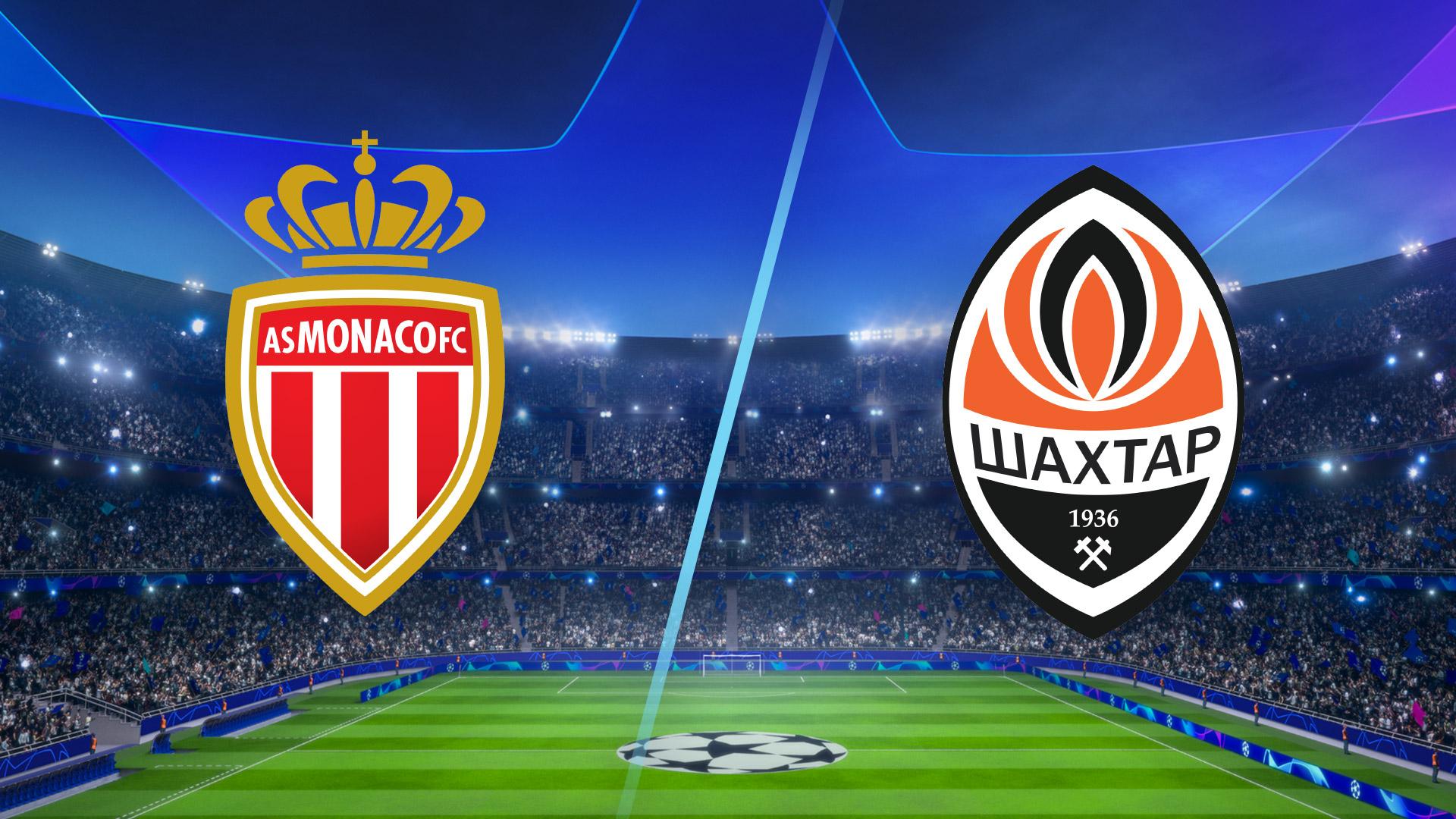 Monaco vs Shakhtar Donetsk Full Match & Highlights 17 August 2021