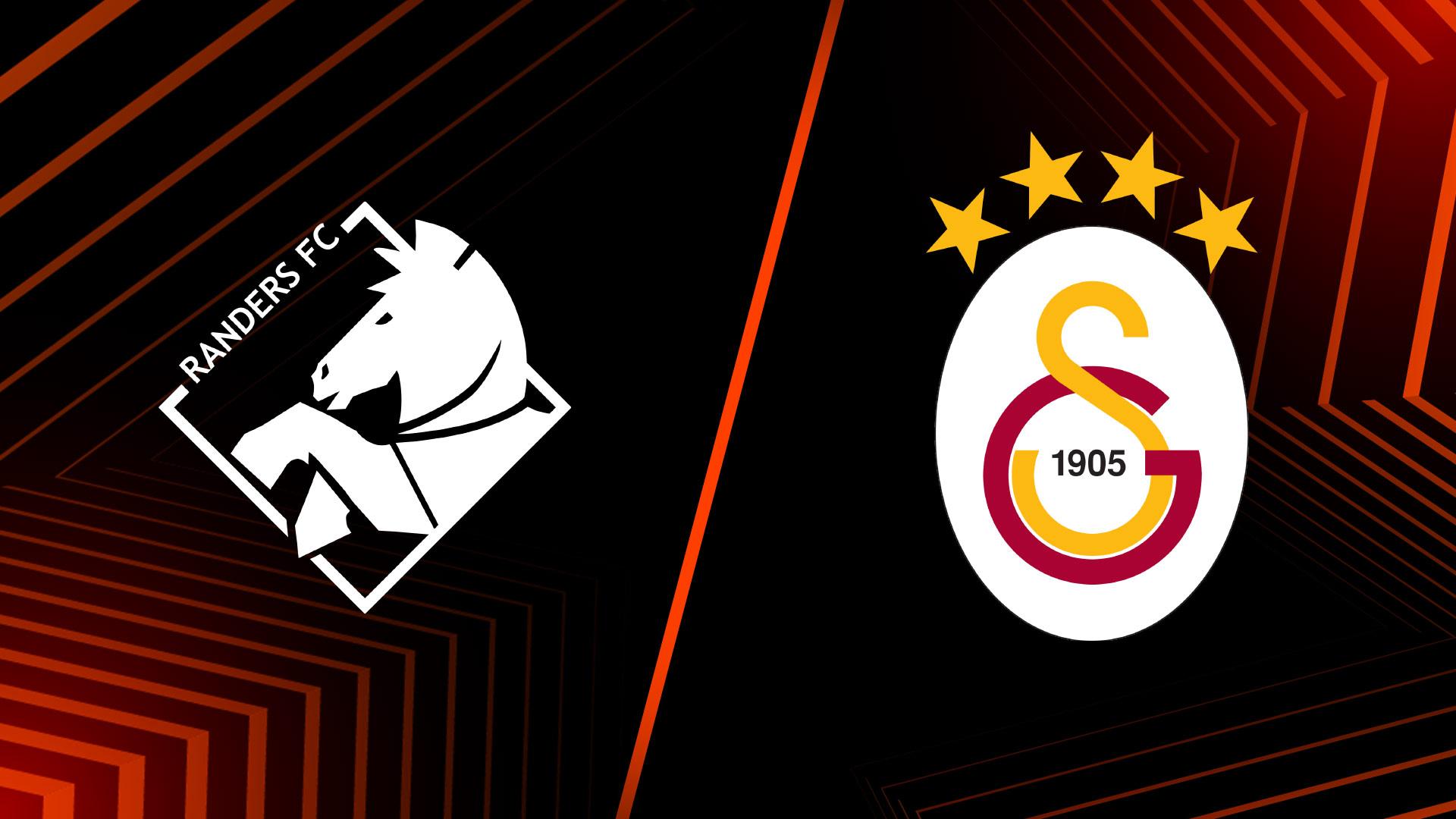 Randers vs Galatasaray Highlights 19 August 2021
