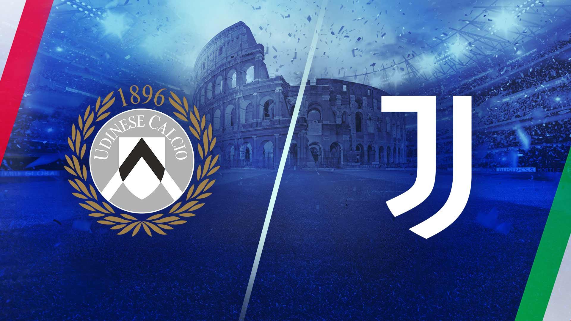 Udinese vs Juventus Full Match & Highlights 22 August 2021