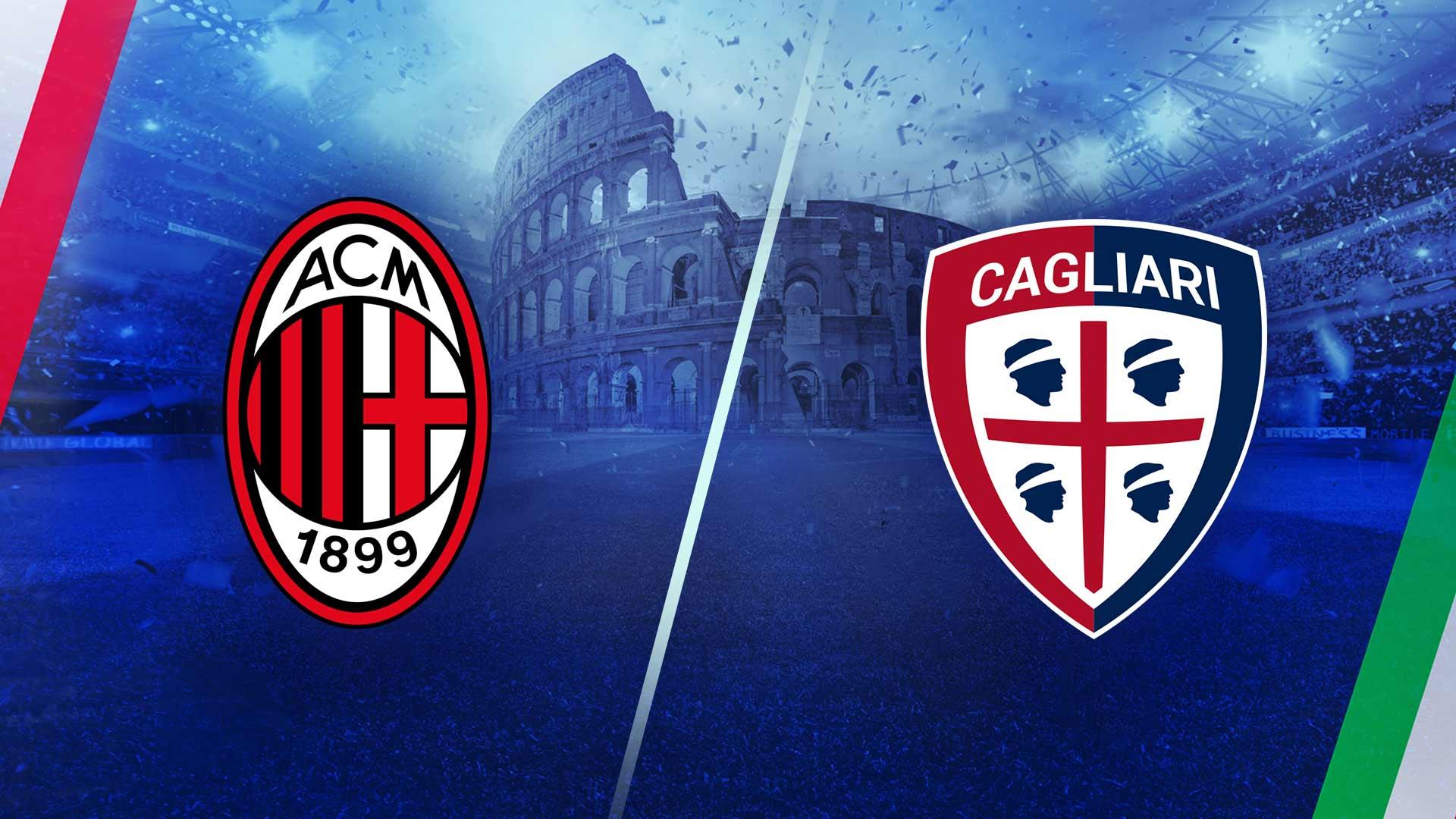 AC Milan vs Cagliari Highlights 29 August 2021