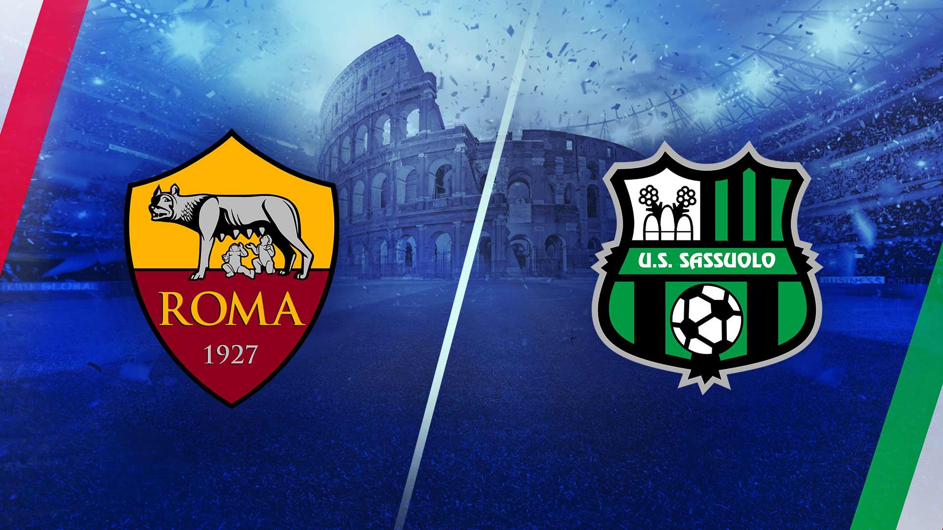 AS Roma vs Sassuolo Full Match & Highlights 12 September 2021