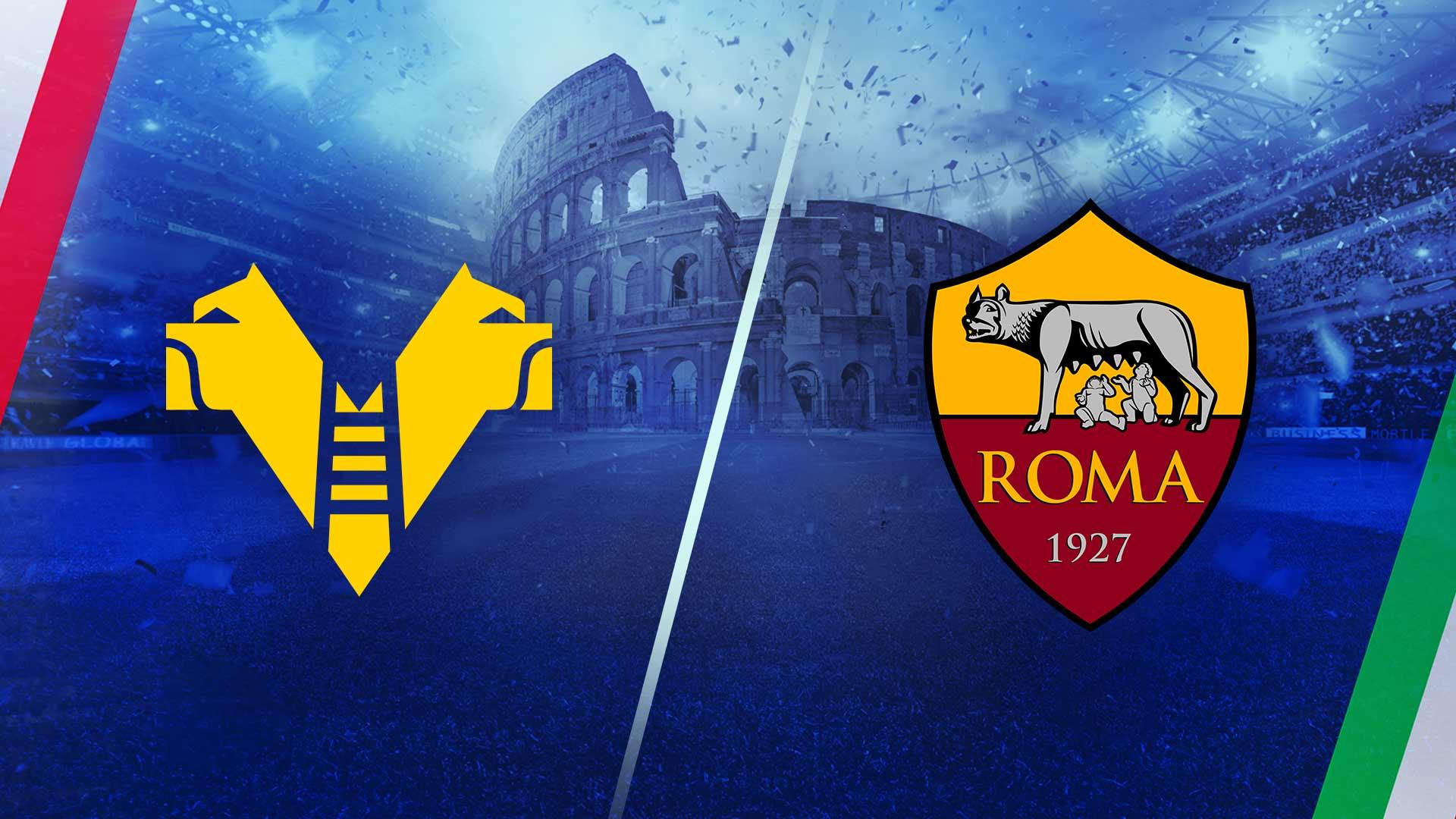 Hellas Verona vs AS Roma Highlights 19 September 2021