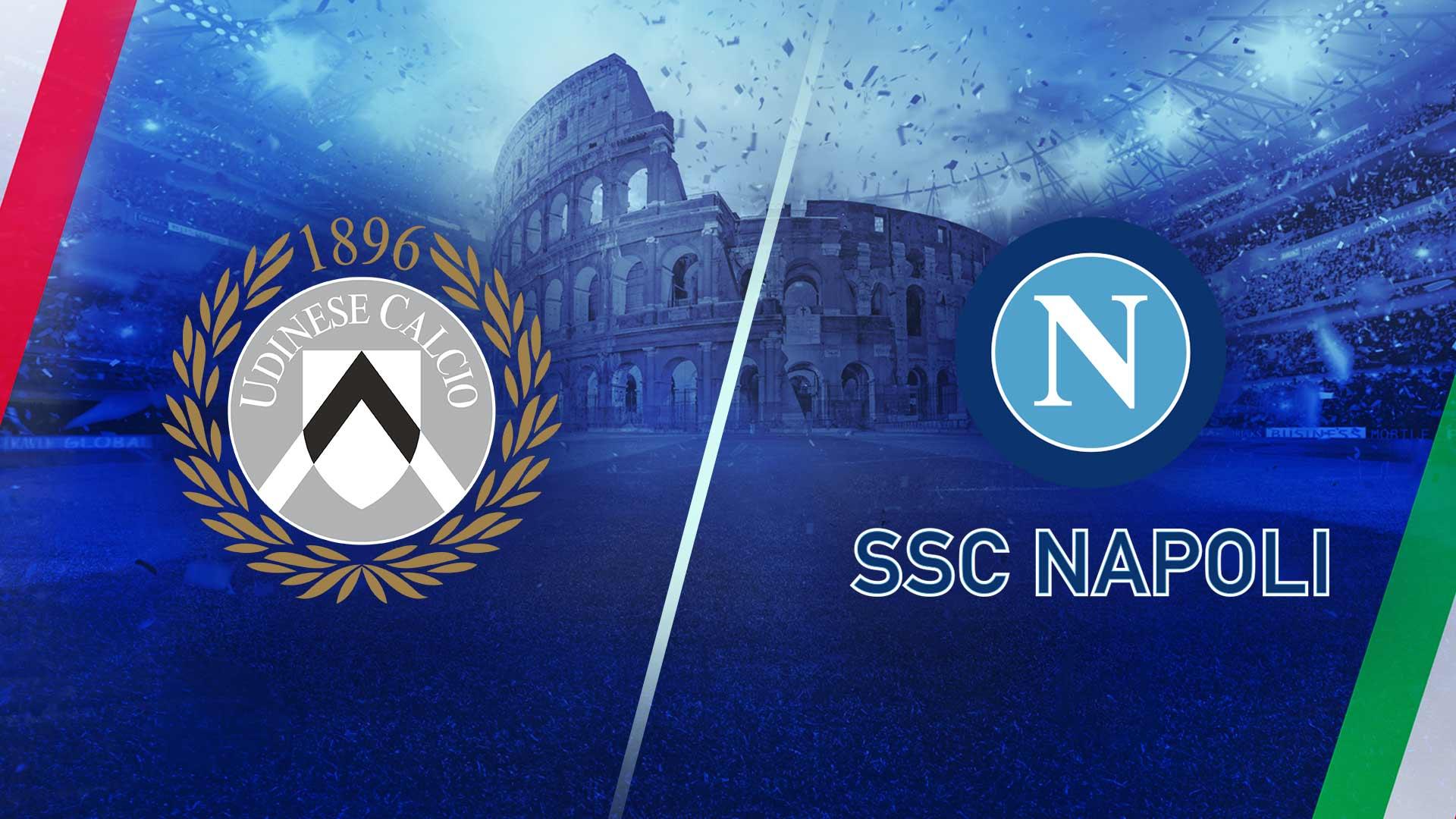 Udinese vs Napoli Full Match & Highlights 20 September 2021