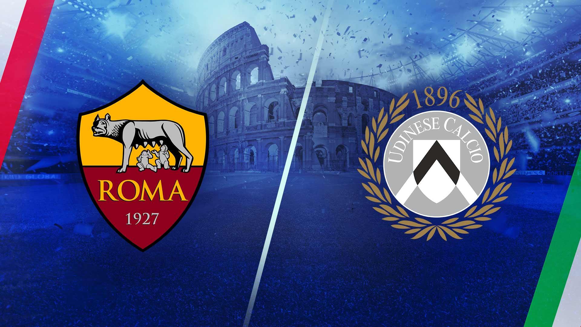 AS Roma vs Udinese Highlights 23 September 2021