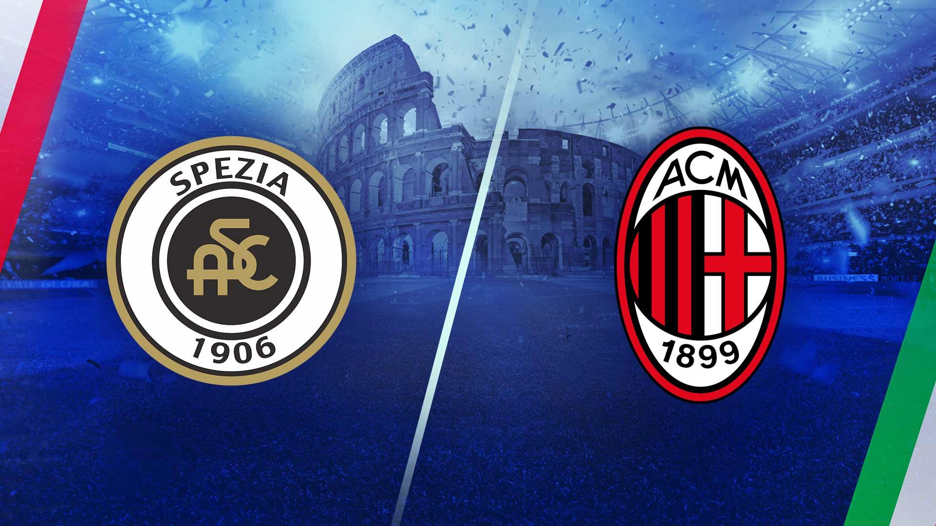 Spezia vs AC Milan Highlights 25 September 2021