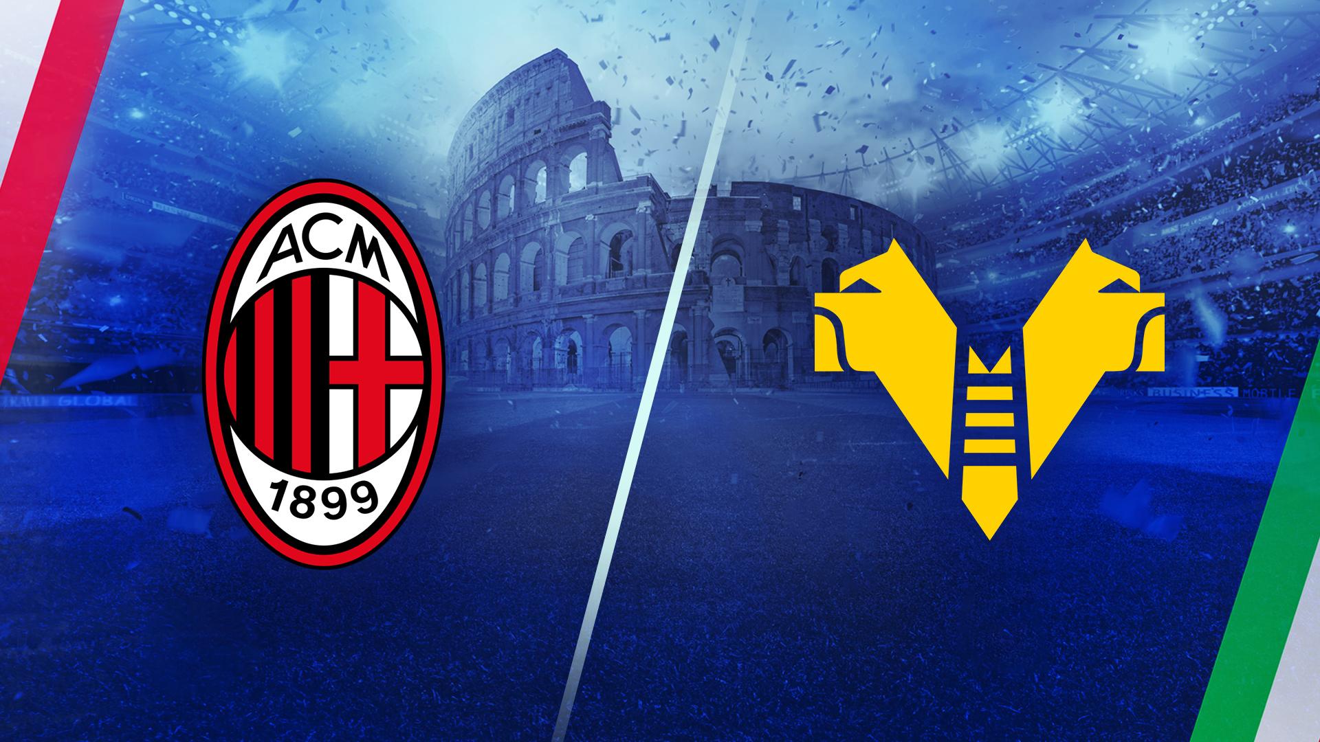 AC Milan vs Verona Full Match & Highlights 16 October 2021