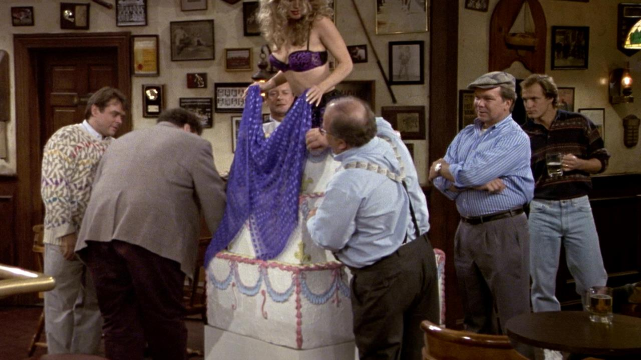 Watch Cheers Season 11 Episode 15: Is There A Doctor In The Howe? - Full  show on CBS All Access