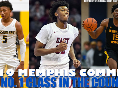 Emoni Bates - The No  1 Player from Class of 2022