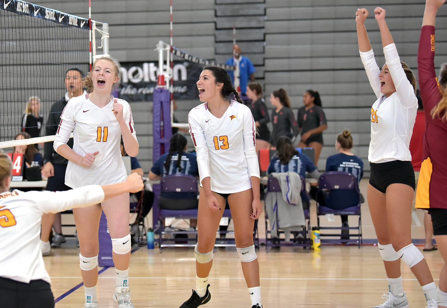 Ohsaa Interactive Ohio High School Postseason Volleyball Brackets And Live Scores Maxpreps