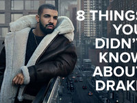 8 Things You Didn't Know About Drake