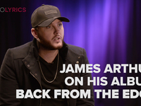 James Arthur On His Album 'Back From The Edge'
