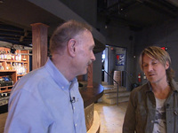Keith Urban on small clubs and record execs