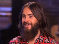 Jared Leto on his introduction to Hollywood