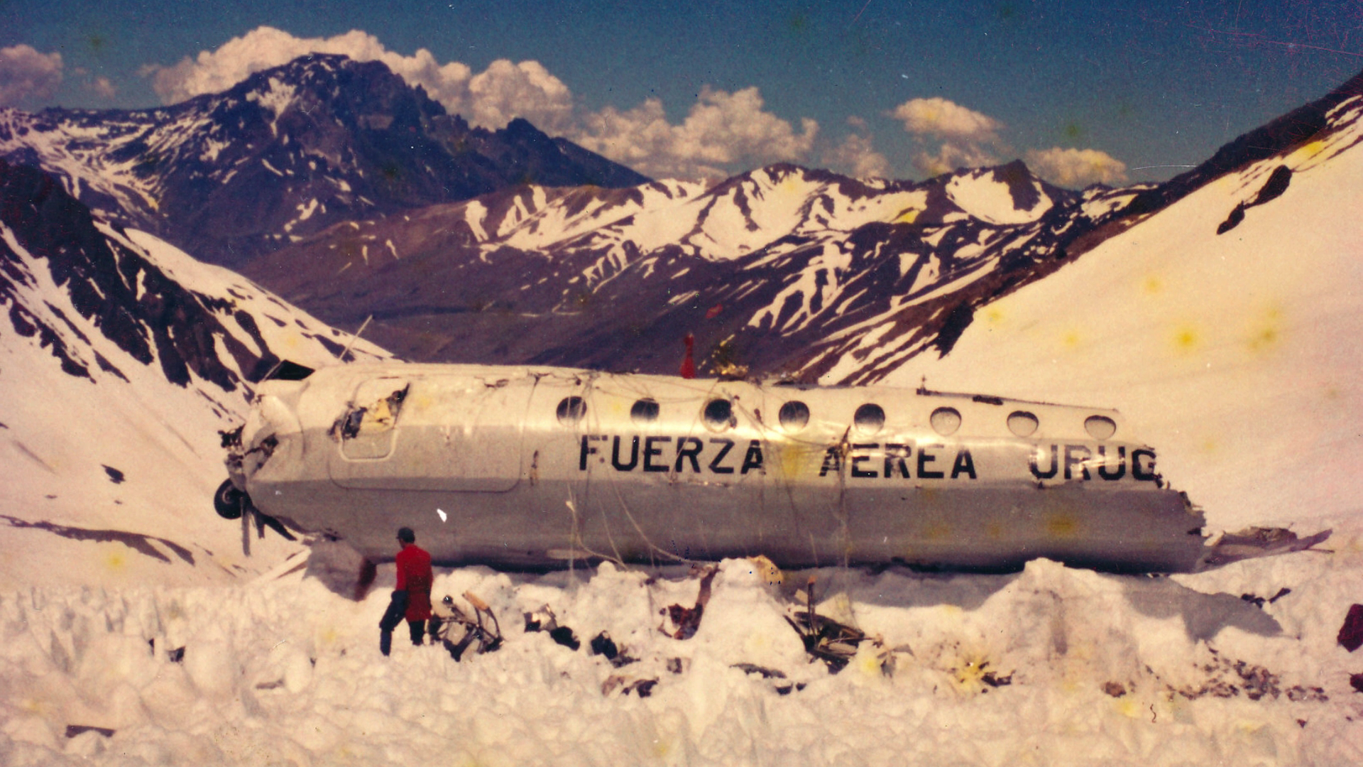 Andes Plane Crash Inspires Doctor to Save Lives
