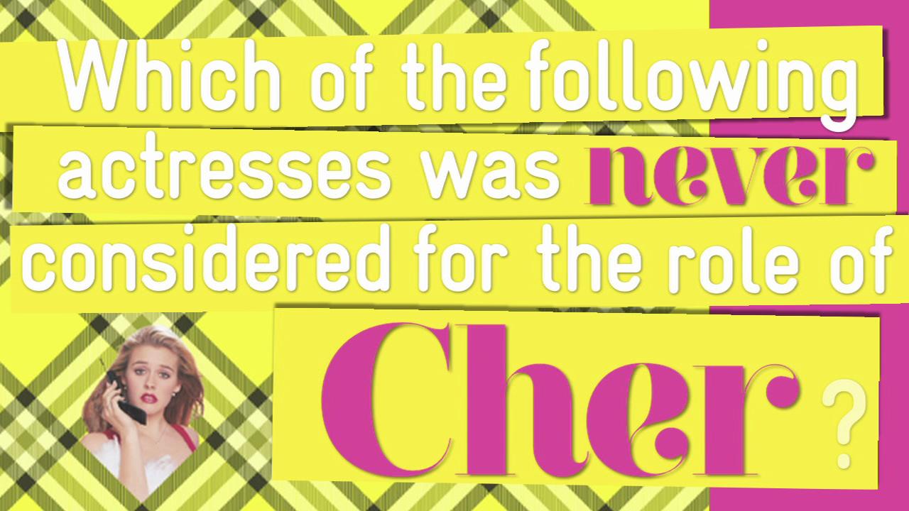 As If! - 'Clueless' Trivia