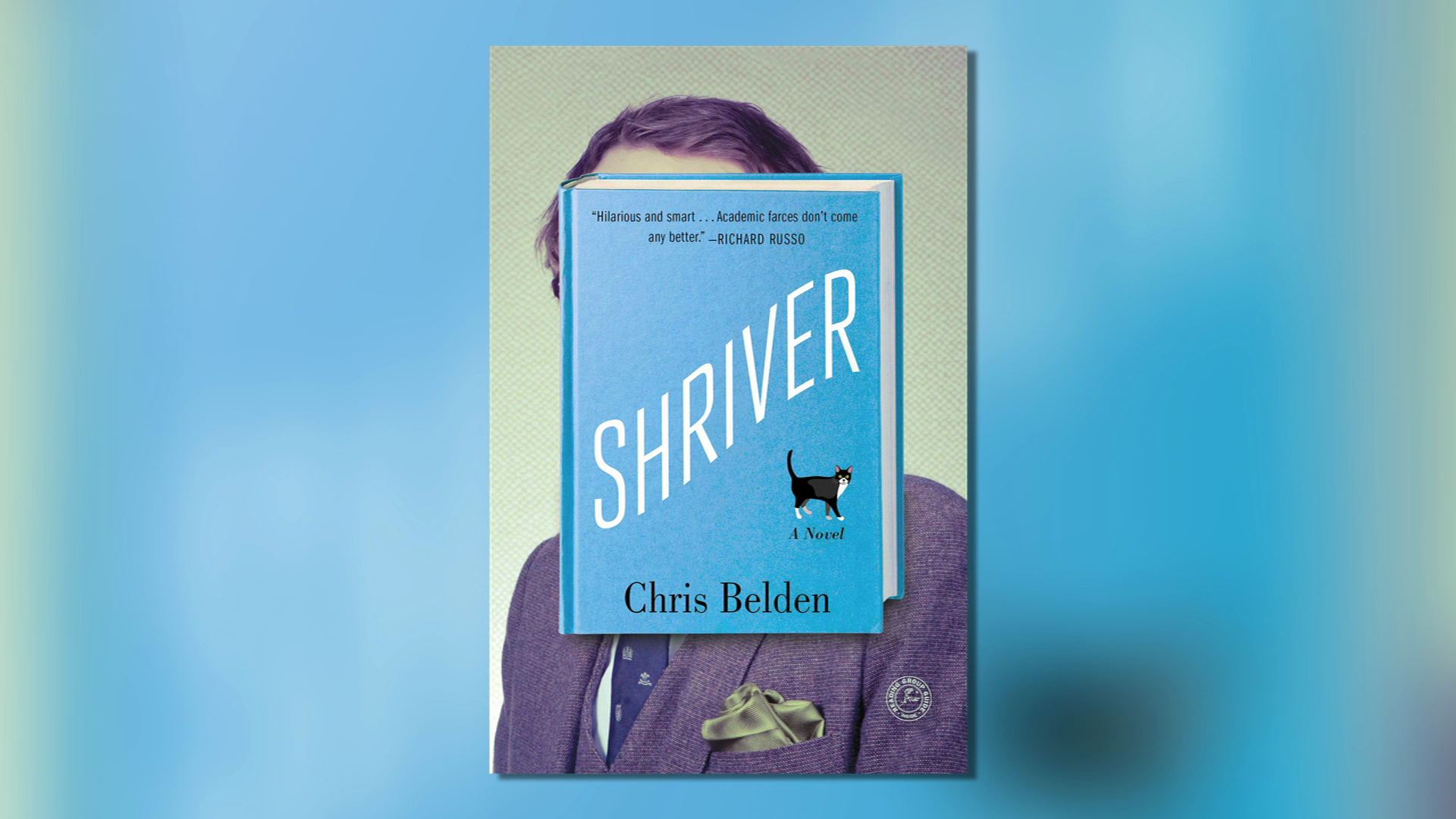 'Shriver' by Chris Belden