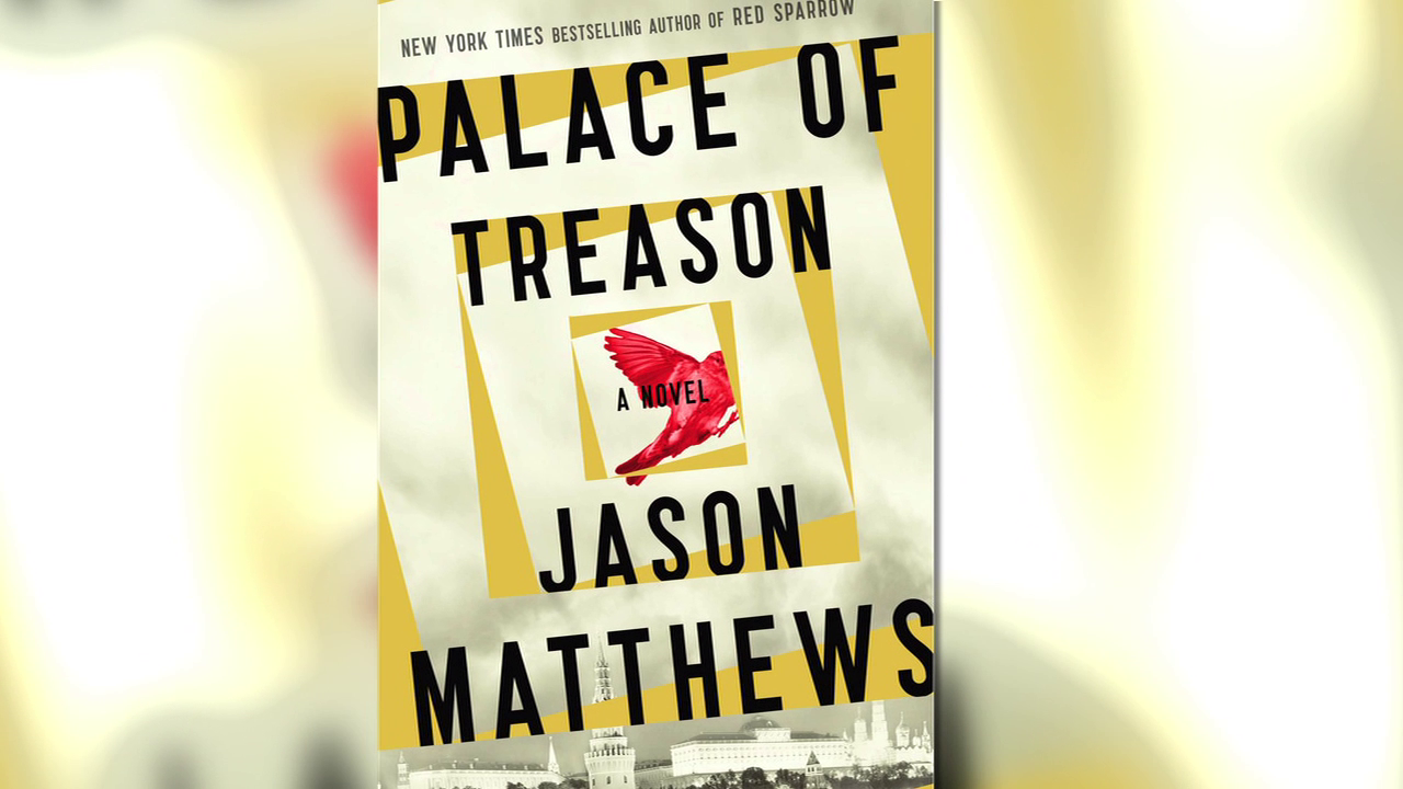 Behind the Book: 'Palace of Treason'